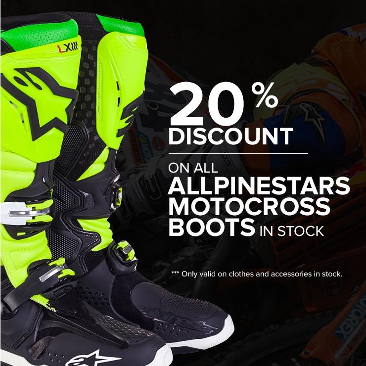 Allpinestars boots discount
