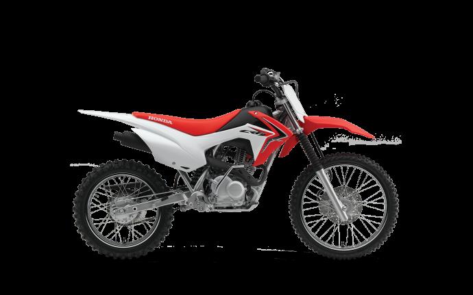 2017 Honda CRF125FB