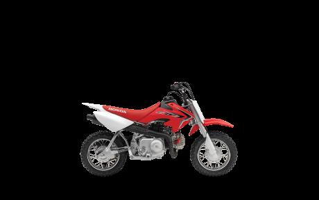 Honda CRF50F 2017