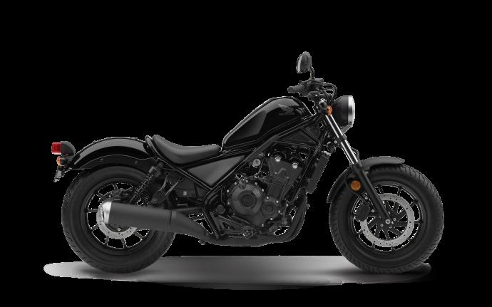 Honda Rebel 500 2017