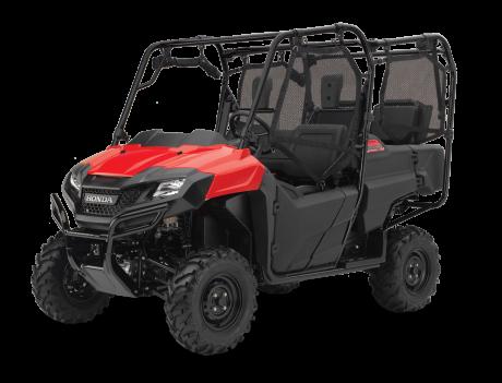Honda Pioneer 700-4 2017