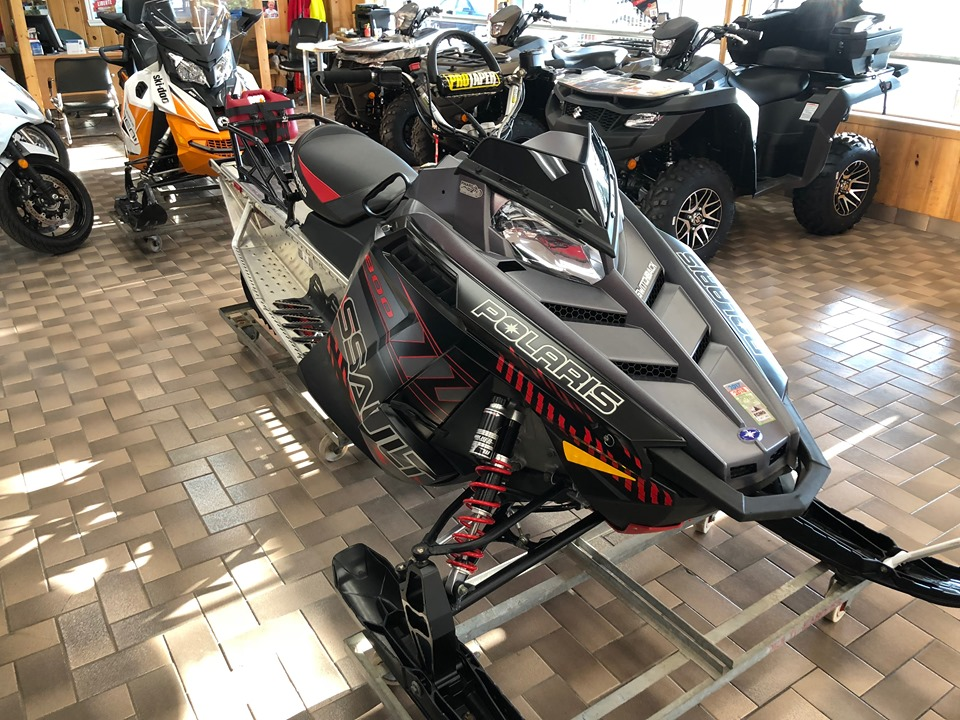 POLARIS SWITCHBACK ASSAULT 800 LE 2014