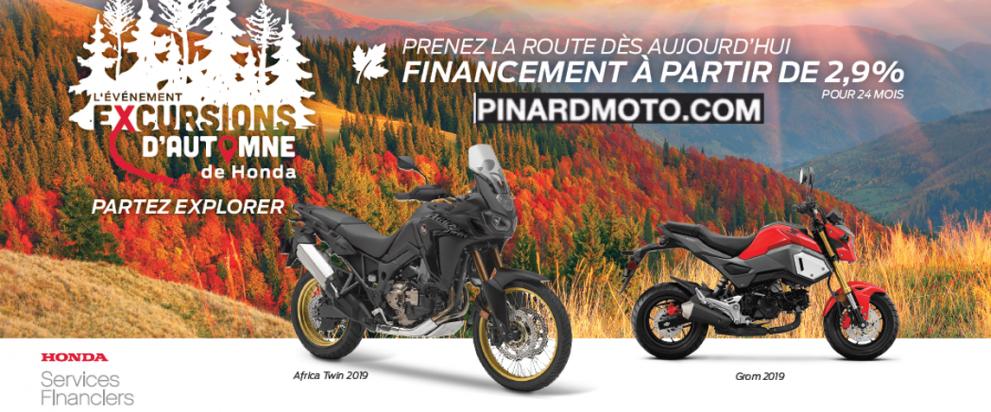 Pinard Moto Votre Concessionnaire De Motos Et Vehicules