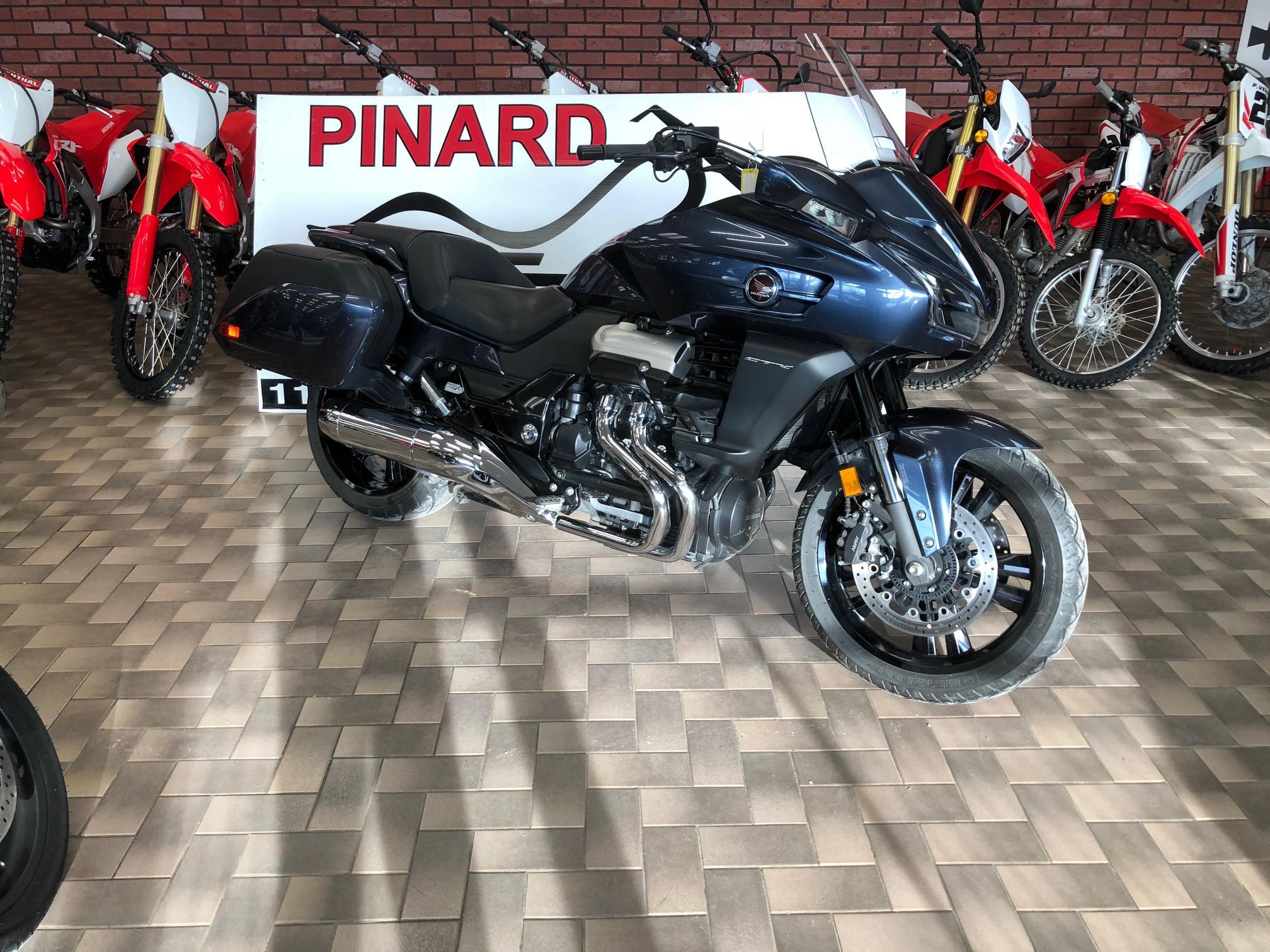 HONDA CTX 1300 ABS 2014