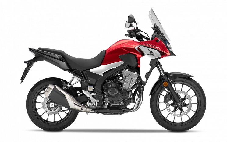 2020 Honda CB500X