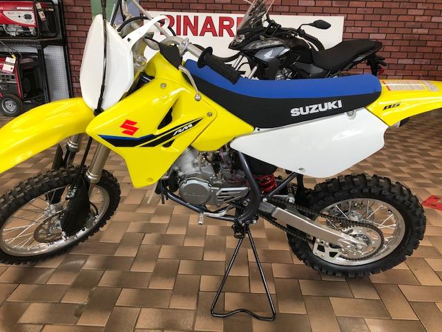 SUZUKI RM85 2 STROKE 2020 NEW
