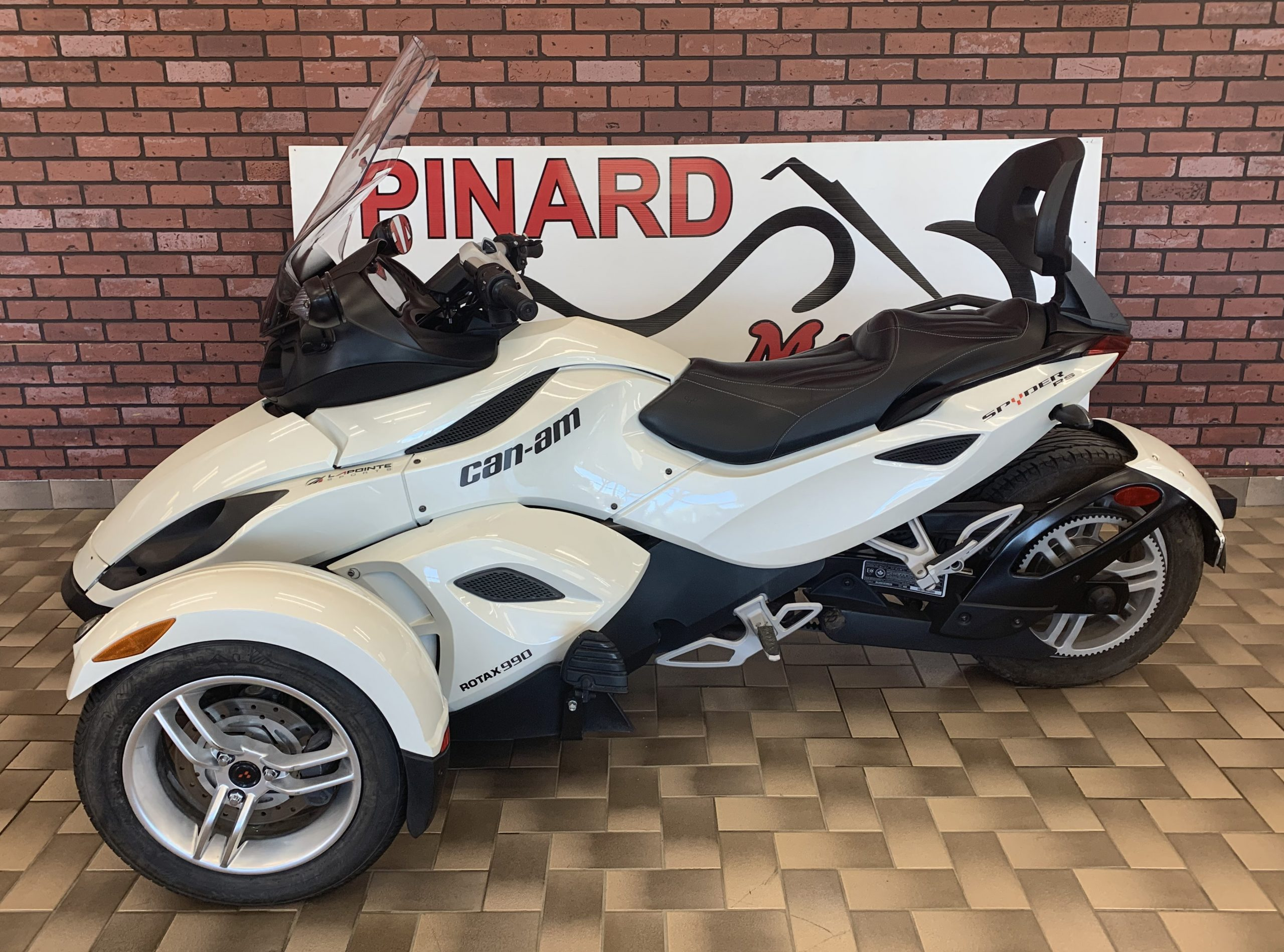 Can-Am Spyder RS SE5 2012