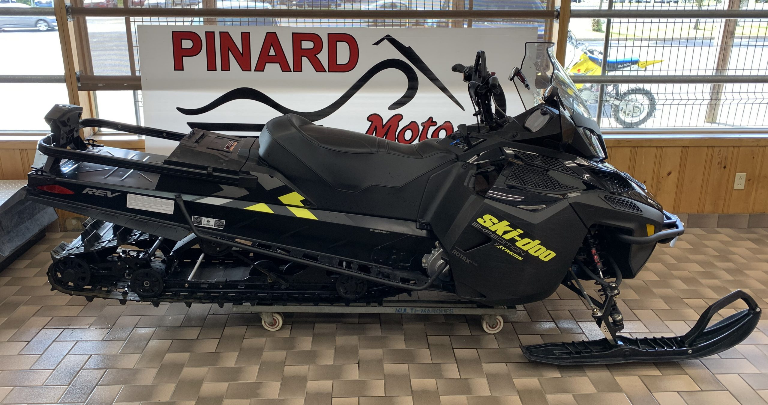 Ski-Doo Expedition Extreme 800R 2019