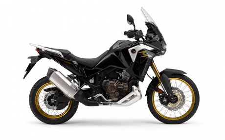 Honda AFRICA TWIN ADVENTURE SPORTS Noir Obscur métallique 2021