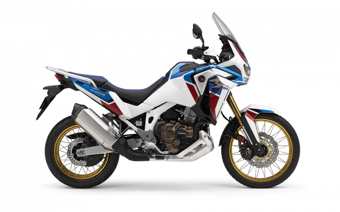 AFRICA TWIN ADVENTURE SPORTS Tricolore 2021