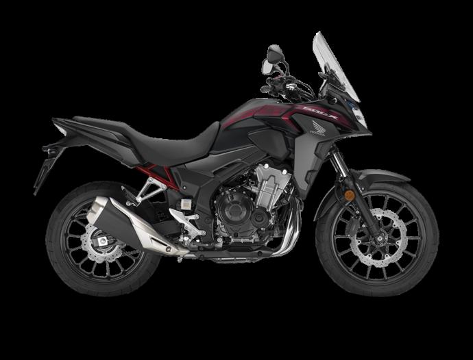CB500X Noir Mat 2021